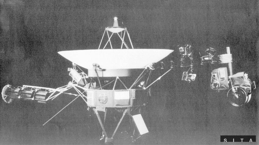 Voyager 2, sonda, NASA, vesmír, veda