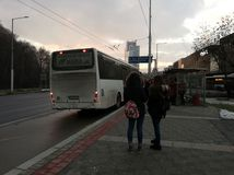 banská bystrica, autobus