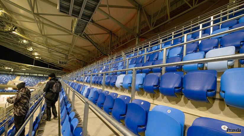 Národný futbalový štadión, Tehelné pole
