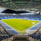 FOTO: Štadión na Tehelnom poli je pripravený. Otvorí ho slávne derby