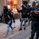 štrasburg, útok
