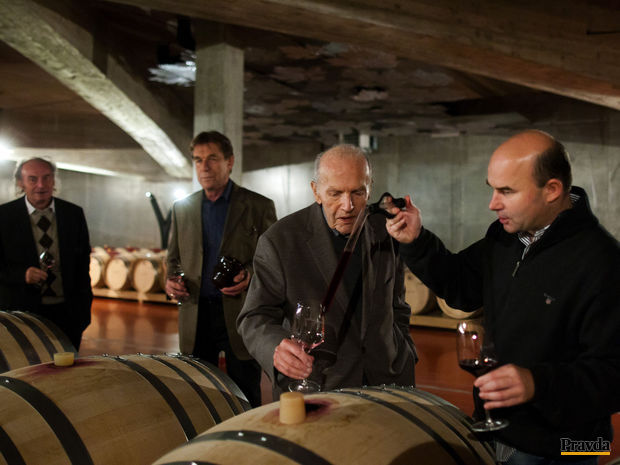 Obrázok Profesor Vilém Kraus. Otec česko-slovenských vinárov
