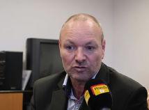 Prezident Slovenskej komory exekútorov Miroslav Paller.