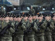 kosovo, armáda, vojaci