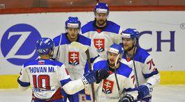 Švajčiarsko hokej Slovensko