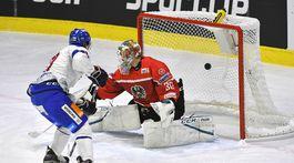 Švajčiarsko hokej tybor Slovensko