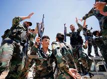 Sýria, Hadžím, IS, islamský štát, vojaci