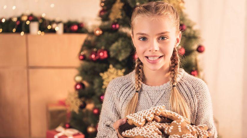 vianoce, koláčiky, vianočná večera, pečenie,...