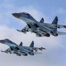 Ukrajina, Su-27, stíhačka