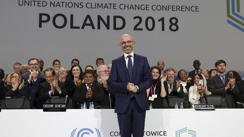 Poľsko, konferencia klimatická, Katovice,...