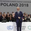 Poľsko, konferencia klimatická, Katovice, oteplovanie. Michal Kurtyka
