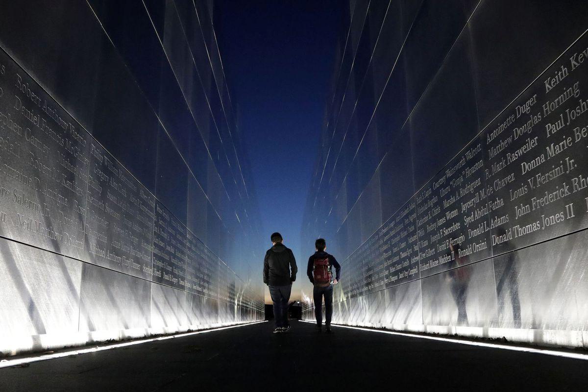 New Jersey, pamätník