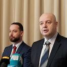 Pavol Rusko (vpravo).