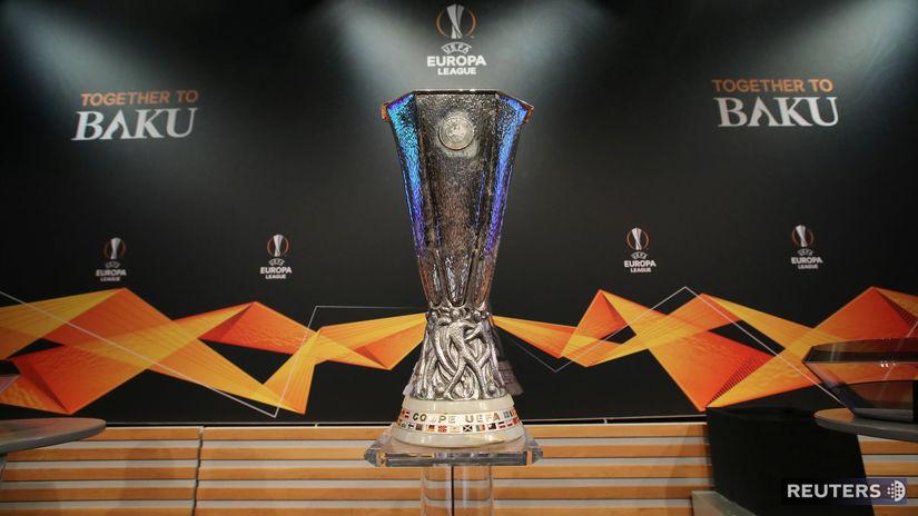 žreb EL trofej