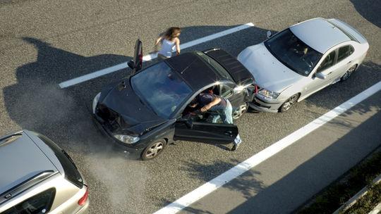 Dopravna nehoda, PR článok, reklama, nepoužívať