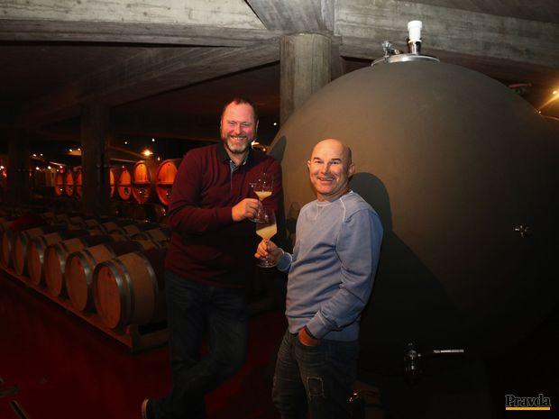 Obrázok Víno z Galileovej nádoby