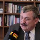 Podpredseda SNS Anton Hrnko.