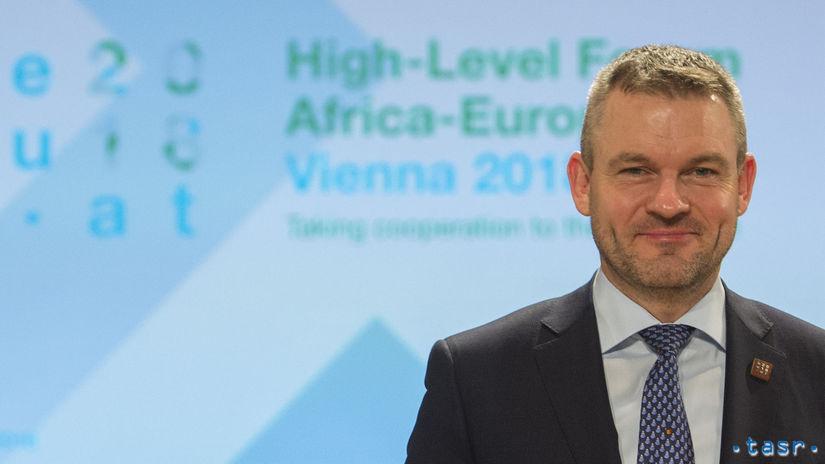Rakúsko EÚ Afrika fórum SR Pellegrini