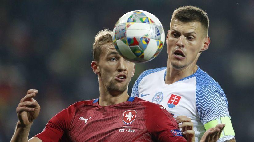 česko slovensko futbal