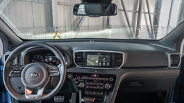 Kia Sportage 2,0 CRDi EcoDynamics+ - test 2018