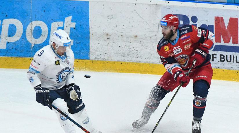 SR hokej TL 32. kolo Nitra Zvolen NRX