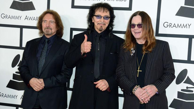 Geezer Butler Tony Iommi  Ozzy Osbourne Black...