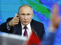 Dôvera Rusov v Putina klesla na historické minimum
