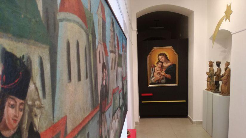 Výstava Epifánia/Zjavenie