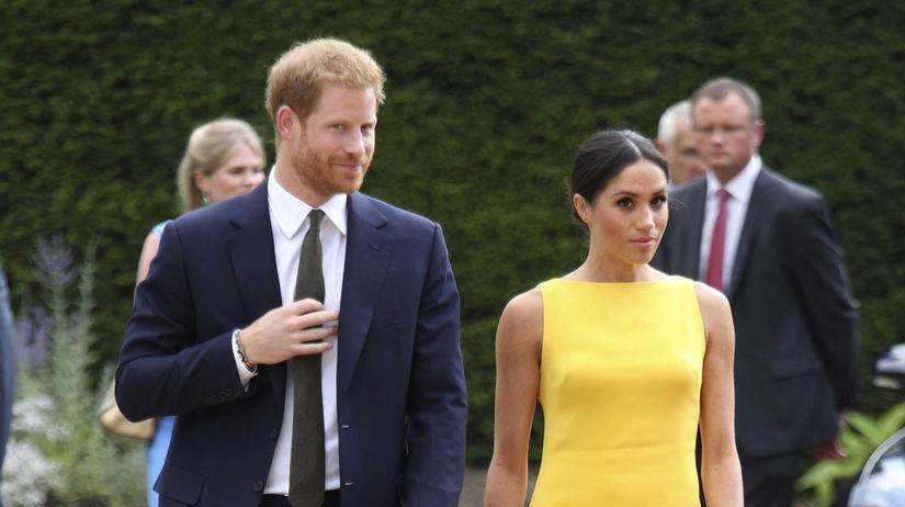 Britian Britský princ Harry a jeho polovička -...