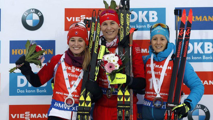 Anastasia Kuzminová, Paulína Fialková, Anais...
