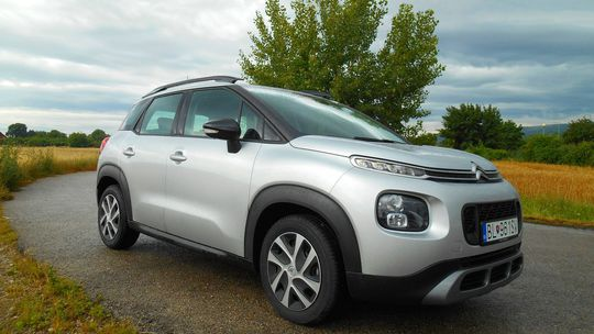 Test: Citroën C3 Aircross BlueHDi 100 – úsporný diesel v crossoverom šate