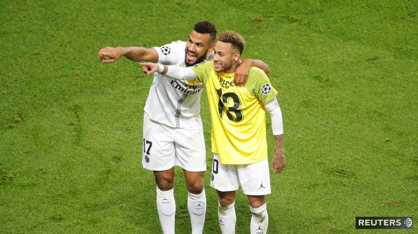 Maxim Choupo-Moting, Neymar