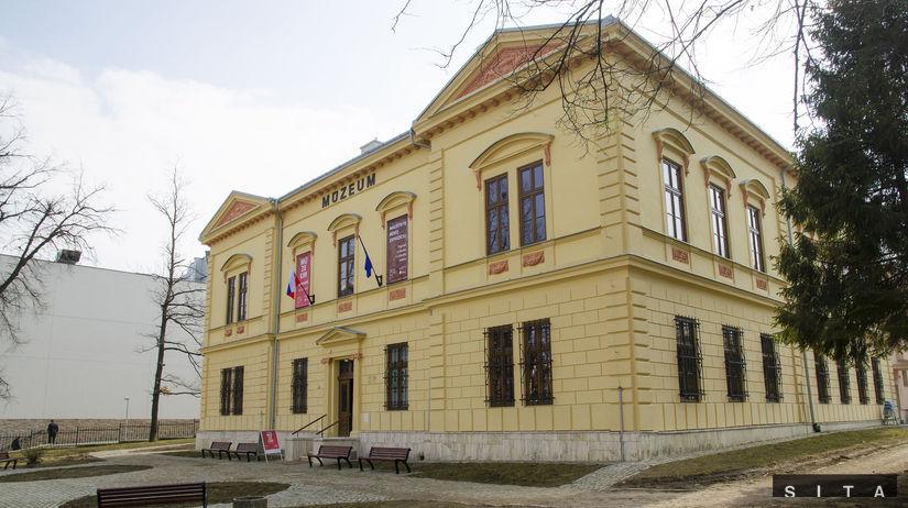 Podtatranské múzeum Poprad