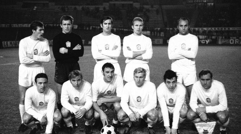 Slovakia Obit Adamec futbal