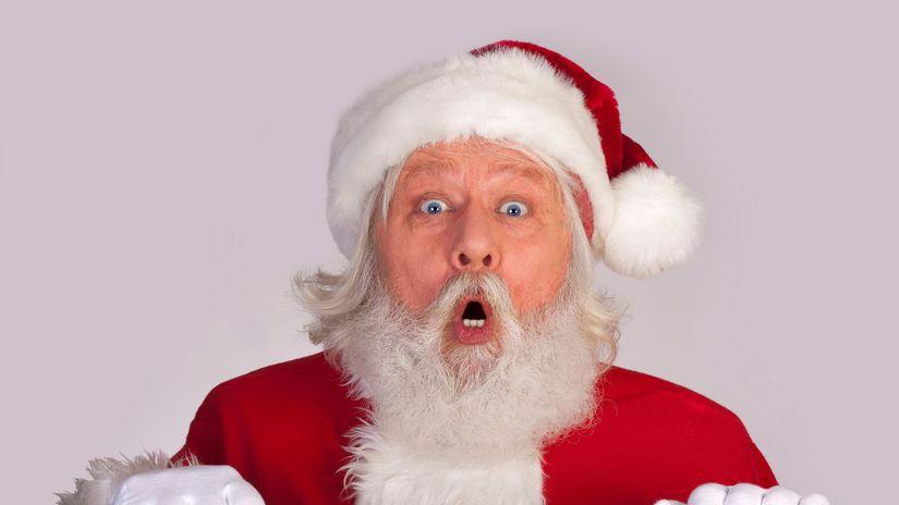 mikuláš, santa claus, vianoce, zima,