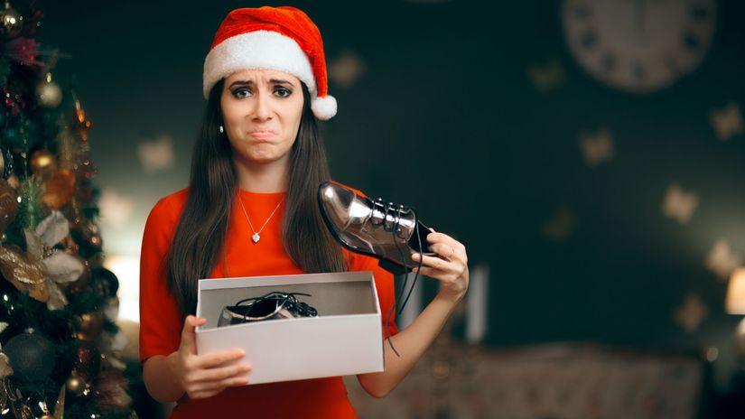 darček, neželaný darček, vianoce, ježiško,