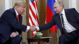 Fínsko, Donald Trump, Vladimir Putin, Summit