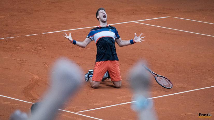 Martin Kližan, tenista, tenis, Davisov pohár,