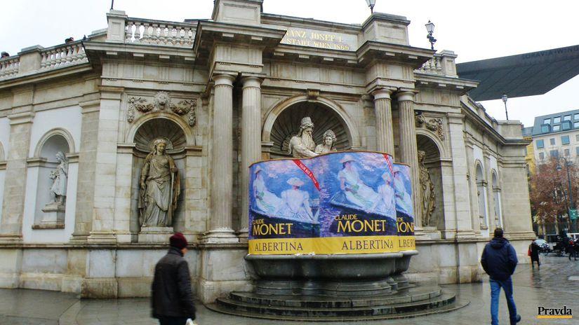Monet Albertina