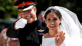 svadba, Meghan Markle, princ Harry, Veľká Británia, nevesta, ženích