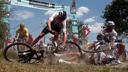 Tour de France, cyklista Chris Froom