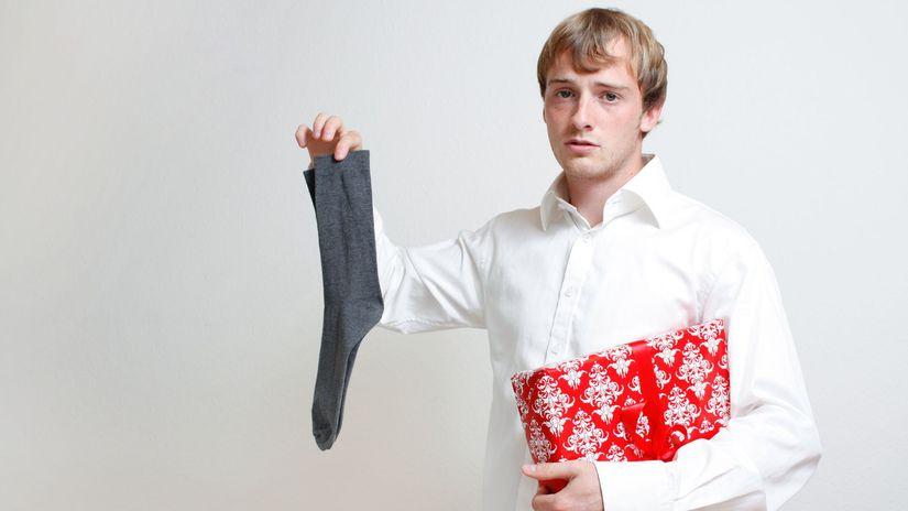 vianočné darčeky, muž, darček, neželané...