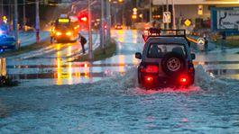voda, Bratislava, lejak, dažde, dážď, záplava, potopa,