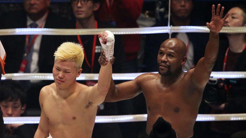 Japan Mayweather Nasukawa Boxing