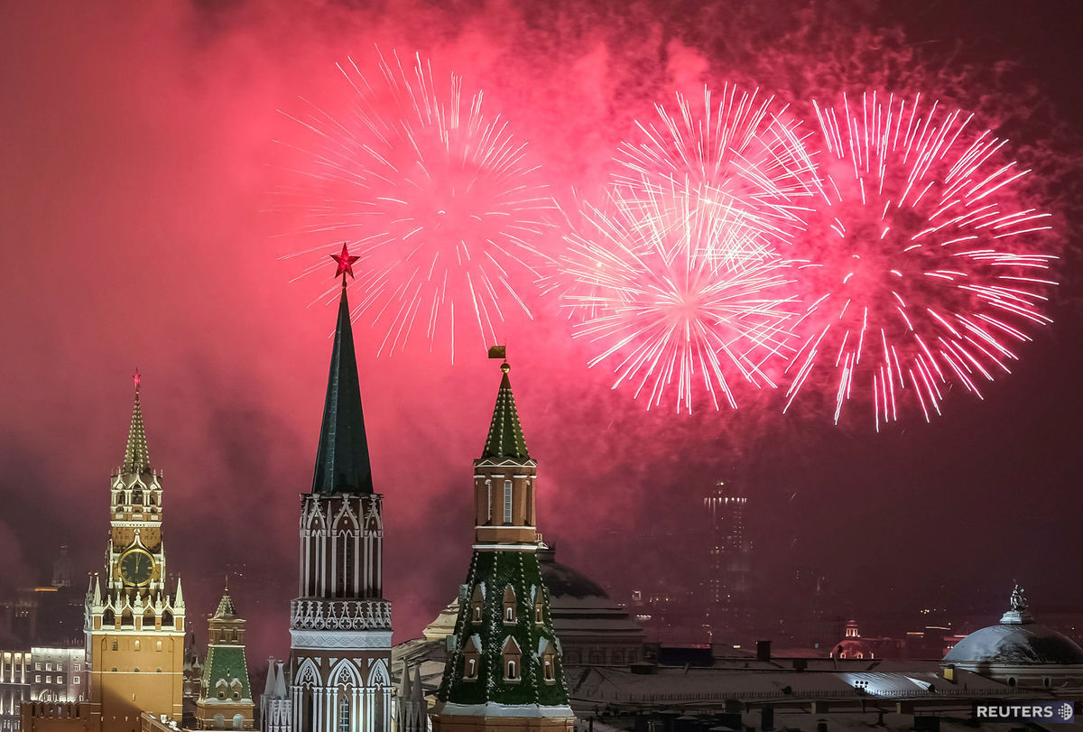 NEW-YEAR/RUSSIA