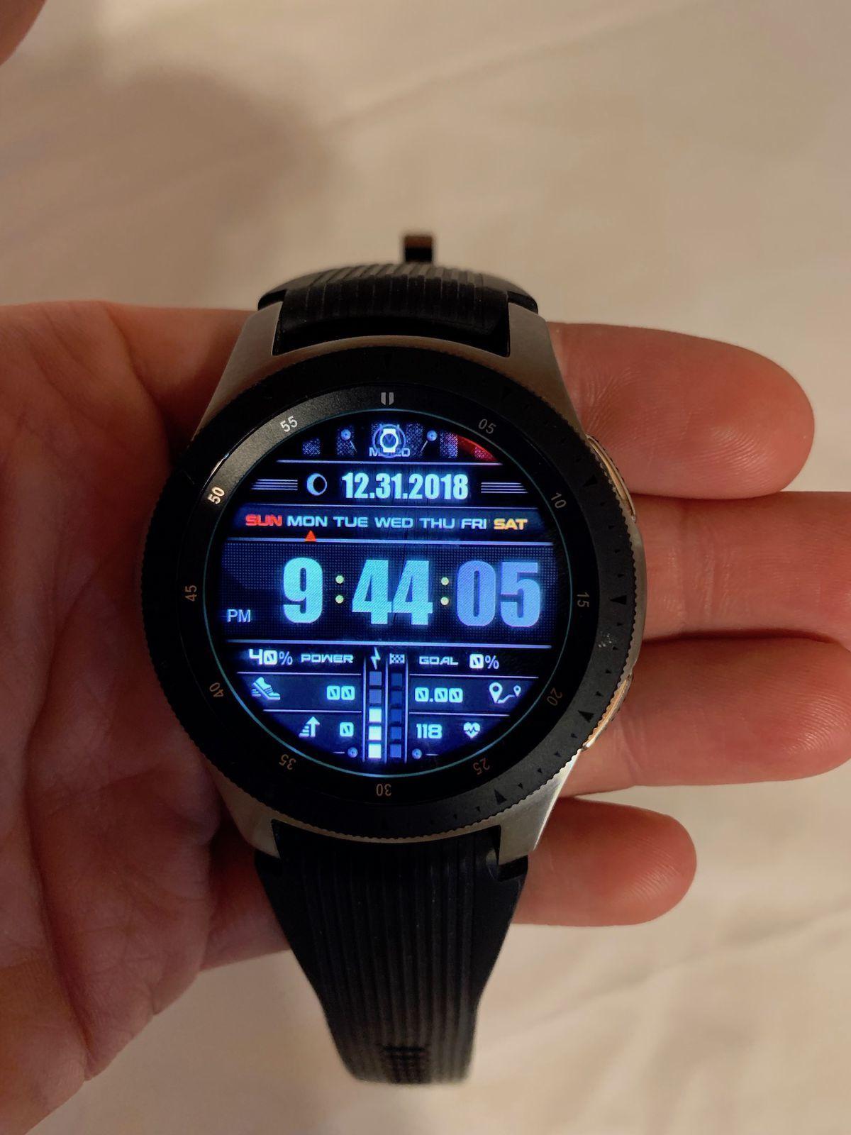 Test  Samsung Galaxy Watch - hodinky so slušnou výdržou aj výbavou ... 58602c6315a