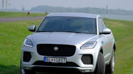 Jaguar E-Pace 180D AWD - test 2018