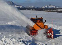 SR okres Kežmarok doprava sneh problémy vietor situácia POX
