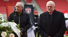 SR šport futbal Jozef Adamec rozlúčka pietna Trnava TTX