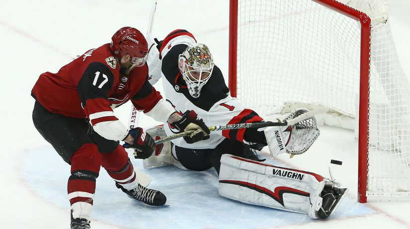 Devils Coyotes Hockey nhl hokej